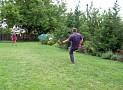 Sandahouse - V záhrade
